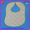 Printed Cotton Baby′s Bib