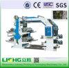 Four Colors Flexible Letterpress Printing Machine Lisheng