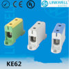 Al/Cu Conductor Power Distribution Terminal Blocks with CE Certificate (KE62)