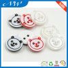 Polyester Button with Fashion Cute Cartoon Surface