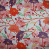210d Ripstop Flowers PVC/PU Printed Polyester Fabric (XL-3013-2)