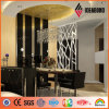 New Fashion Carved Aluminium Composite Panel for Indoor Usage