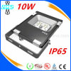 Die Casting Aluminium 10W Slim LED Floodlight