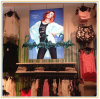LED Frameless Tension Stretch Fabric Light Box for Boutique Decoration