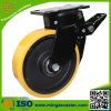 6inch Polyurethane Cast Iron Core Truck Wheel Caster