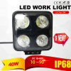 Waterproof IP69k LED Work Light 40W (Warranty 2 years)