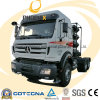 Beiben 6X4 380HP CNG Tractor Truck with Eurov Emission
