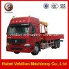 10 Ton Truck Crane/ Lorry-Mounted Crane with Telescopic Boom