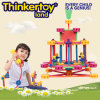 Children′s Educational Toys DIY Plastic Building Blocks for Sale