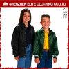 Custom Design Kids Satin Jacket for Children