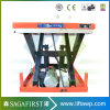 China Hydraulic Static Scissor Lift Table