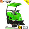 Seated Electric Sweeper Road Sweeper Machine with Charger