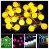 Round Ball LED Christmas String Light with 5m 50 Bulbs
