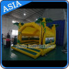 Palm Tree Theme Inflatable Min Bouncer