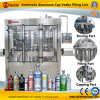 Automatic White Spirits Plunger Piston Filling Machine