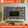 Beautiful Flower TV Background Living Room PVC Wallpaper