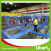 Huge Indoor Trampolines with Ball Pool, Foam Pit