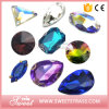 Wholesale Garment Accessories Fancy Sew on Stone Crystal Glass Rhinestone