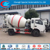 Forland 4cbm 5cbm 6 Wheels Concrete Mixer