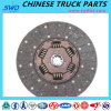 High Quality Clutch Disc (Assembly) for Sinotruk Truck Parts (Az9725160390)