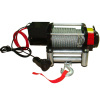 Recovery Truck Winch 17000lbs with Wireless CE Approved