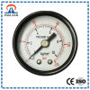 "1.5"" Central Mount Black Painted Steel Case 0-10kg/150psi Pressure Gauge with Brass Internals"