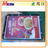 Wall Mounted LED Backlit Menu Light Box Acrylic Menu Board
