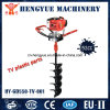 Petrol Earth Hand Auger Ground Drill 52cc 1e44f Engine