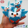 Cute Tiny Felt Owl Keychain Pendent Stuffed Soft Gift Toy