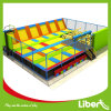 with Foampit Colorful Kids Indoor Trampoline