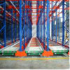 Maximized Warehouse Storage Radio Shuttle Racking System