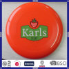 Durable Advertising Custom Logo Plastic Frisbee