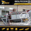 Dry Sand Trommel Sieving Machine Gravel Wet Rotary Drum Sieve