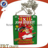 Custom Souvenir Metal Medal with Necklace Chain