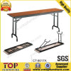 Hotel Removable Plywood Banquet Folding Table
