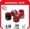 Black White Line PVC Warning Tape