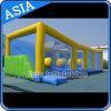 Colorful Inflatable Wipe out Obstalce Sport Games