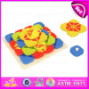 2015 Kids Wooden Shape Sorting Puzzle, Wholesale Eco-Friendly Shape Sorter Toy, Fashionable Innovative Shape Puzzles Toy W13e050
