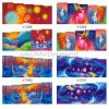 Nail Art Beauty Transfer Water Decals Stickers Manicure Products (NPP11)
