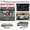 Car Multimedia Android GPS Navigation Video Interface for (13-16) Citroen C4L HD Support WiFi/Mirrorlink