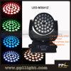 36PCS X 10 W Quad-in-1 LED Moving Head Light