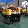 800kg Hydraulic Drive Small Tandem Vibrating Roller Compactor (FYL-800CS)