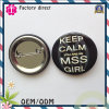 Keep Calm Series Design Hot Item Promotion Round Pin Badge