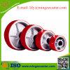 PU Cast Iron Ball Bearing Caster Wheel