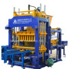 Qt5-15 Concrete Block Moulding Machine Fly Ash Interlocking Brick Laying Machine