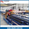 Aluminium Extrusion Machine Lower Labor Cost Single Puller with Flying Saw