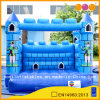 Blue Clown Inflatable Castle Bouncer (AQ514-2)