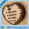 OEM Resin 3D Fridge Magnet Love Wreath