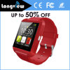 Factory Supply U8 Bluetooth Smart Watch with Pedometer