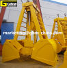 Single Rope Remote Control Crane Grab Clamshell Buckets